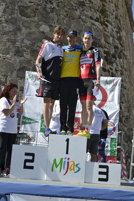 Timothy Mijas 2017 podium